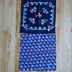 Oriental Trading Accessories - Two scarves